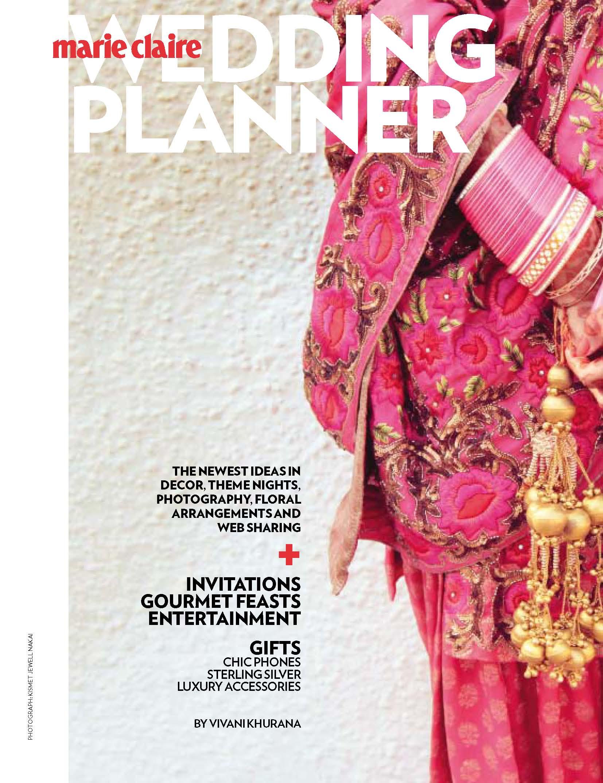 Marie Claire India | The Unreal Bride