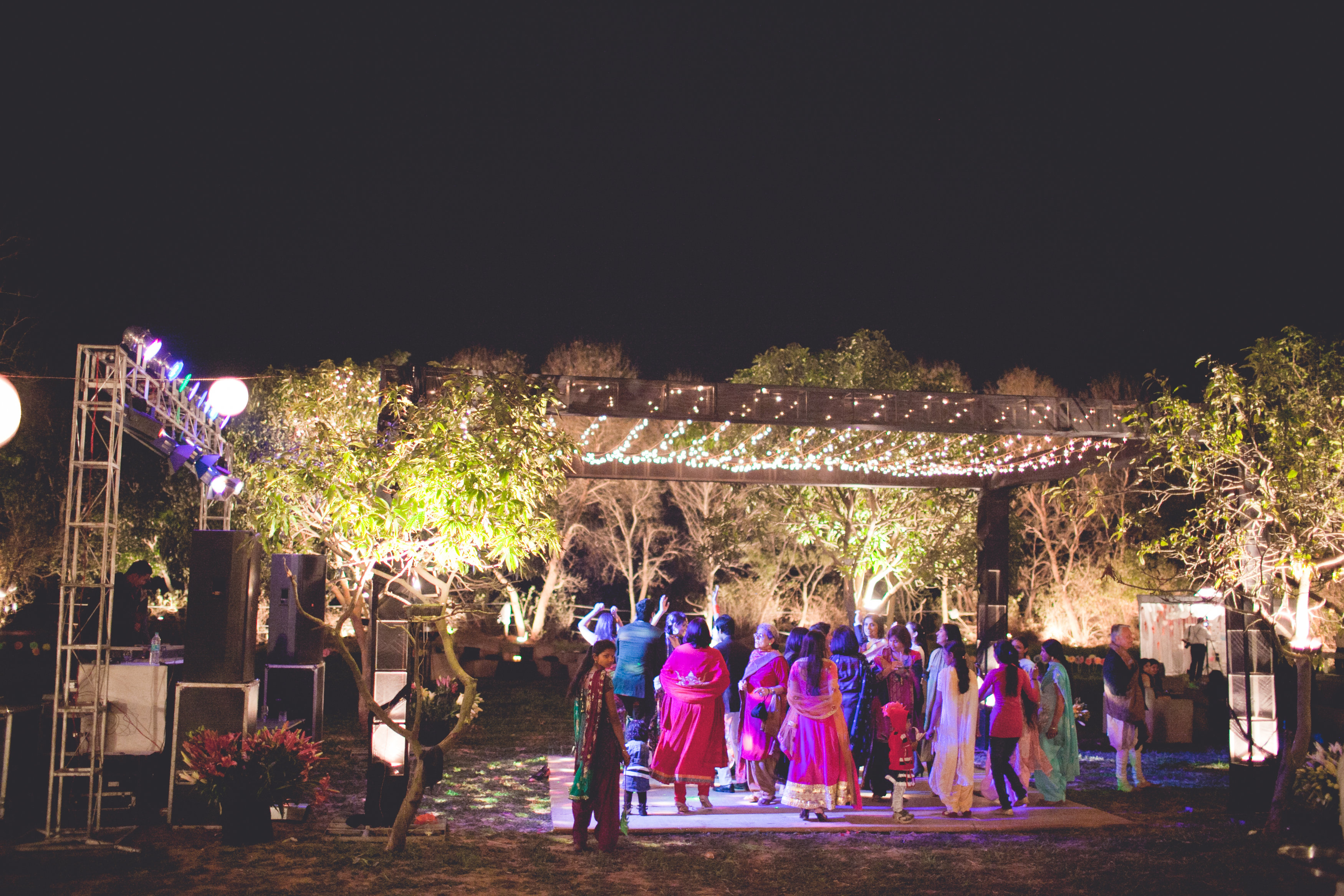 Whispering willows zirakpur wedding